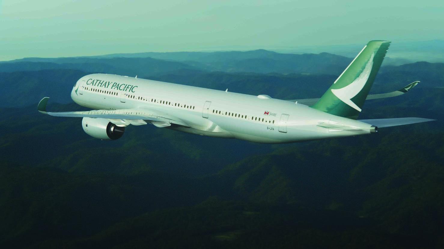 Cathay Pacific ajoutera un vol hebdo cet hiver entre Paris et Hong Kong