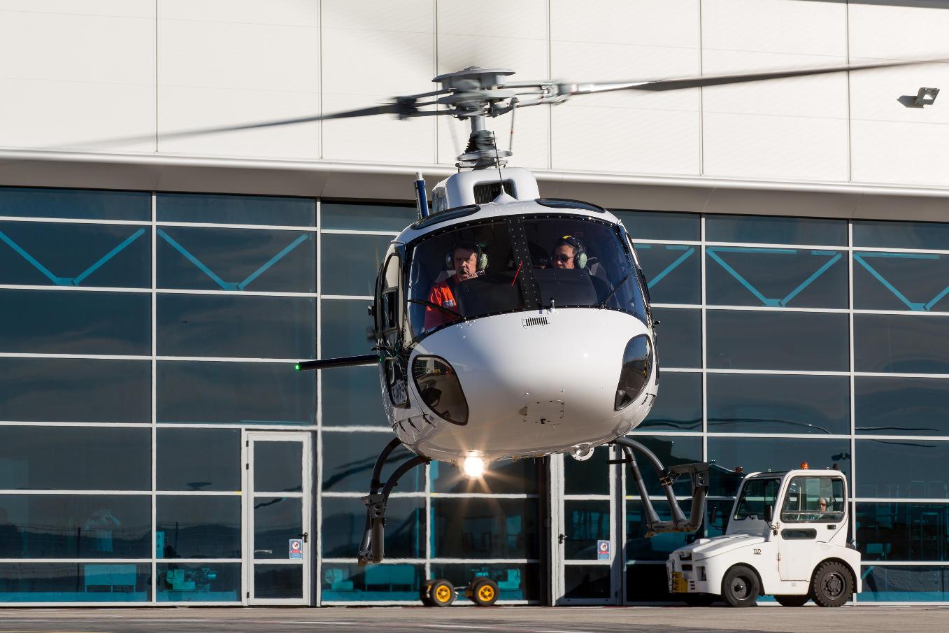 La filière hélicoptère réclame une pause règlementaire