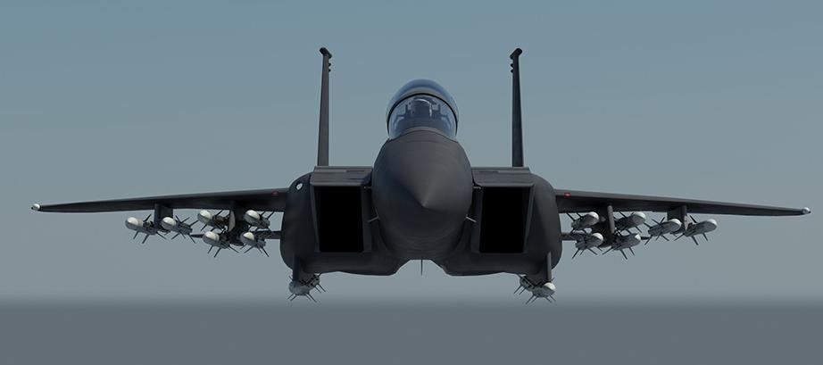 Fin de la phase d'essais de l'Advanced F-15