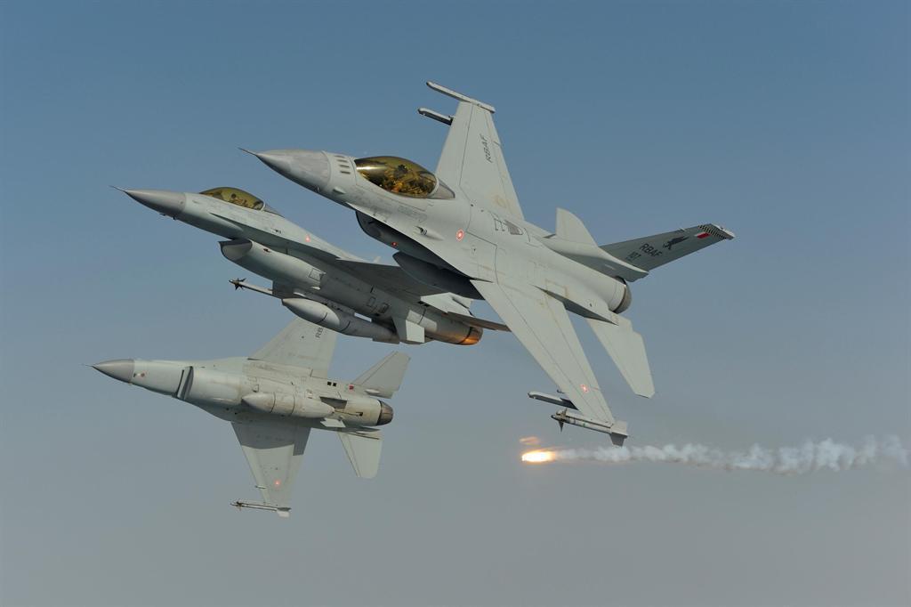 Bahreïn modernise sa force aérienne
