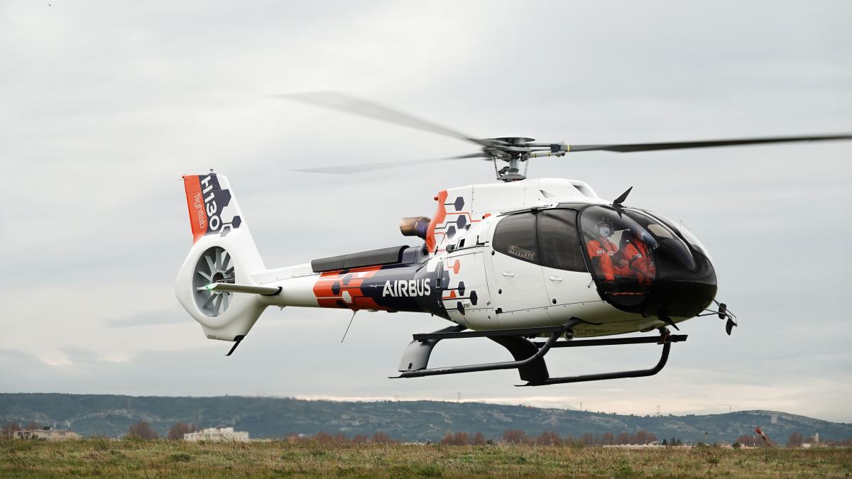 Airbus Helicopters dévoile son Flightlab