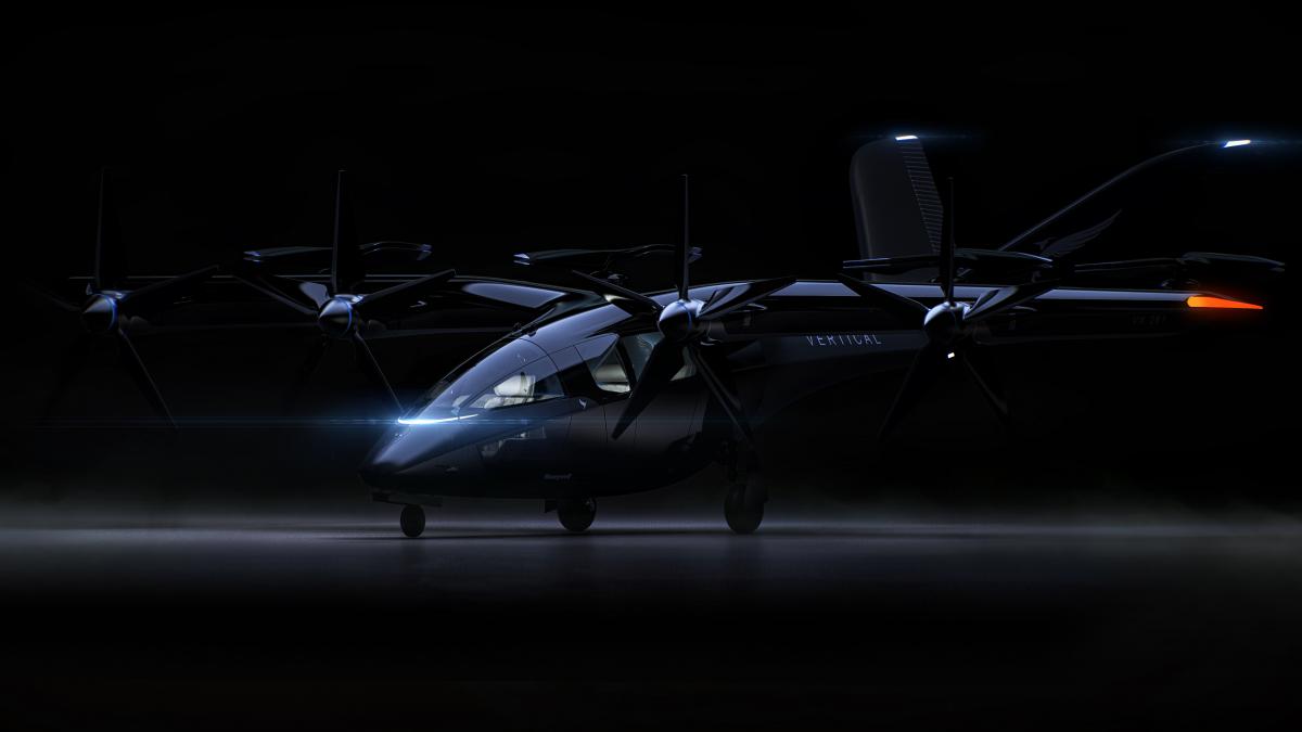 Avolon passe la plus importante commande d'ADAVe chez Vertical Aerospace