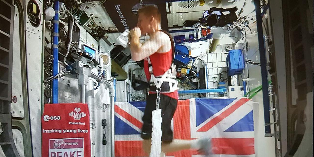 Marathon (Space) Man