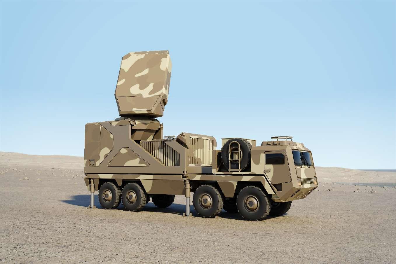 Bourget 2017 : Thales présentera le radar Ground Fire