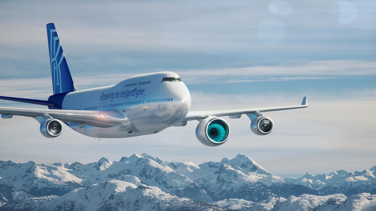 Rolls-Royce se dote d'un nouveau banc d'essais volant