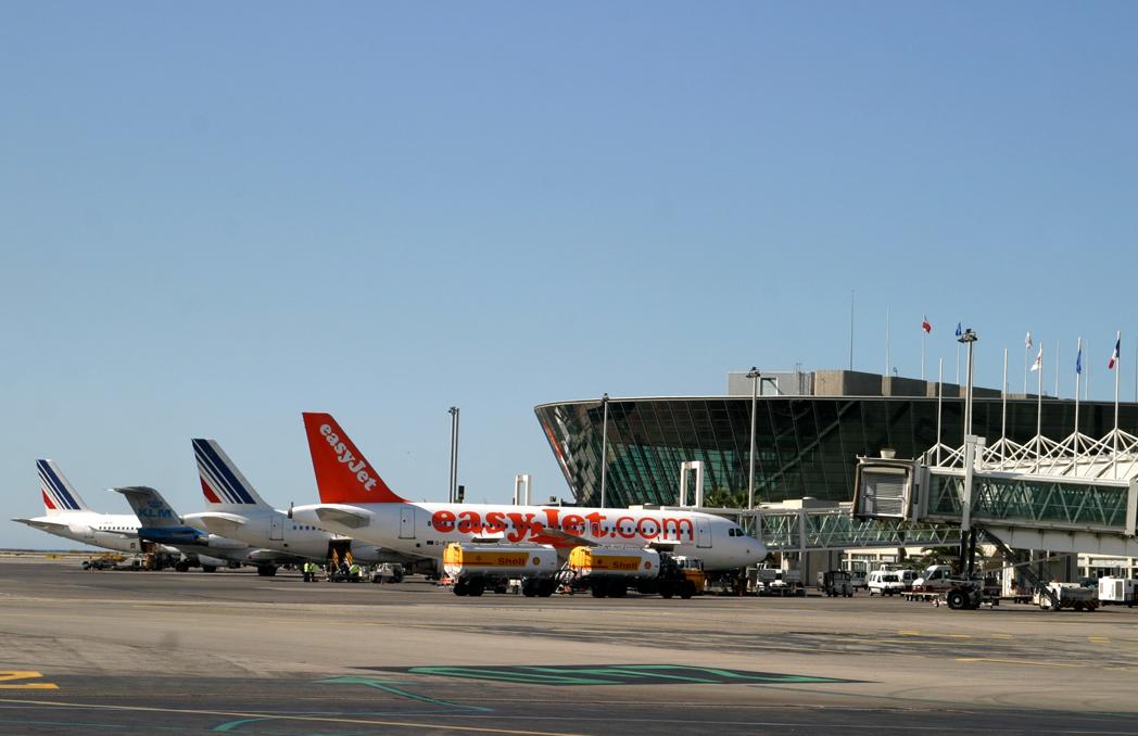 L'aéroport de Nice vise 18 millions de passagers en 2021