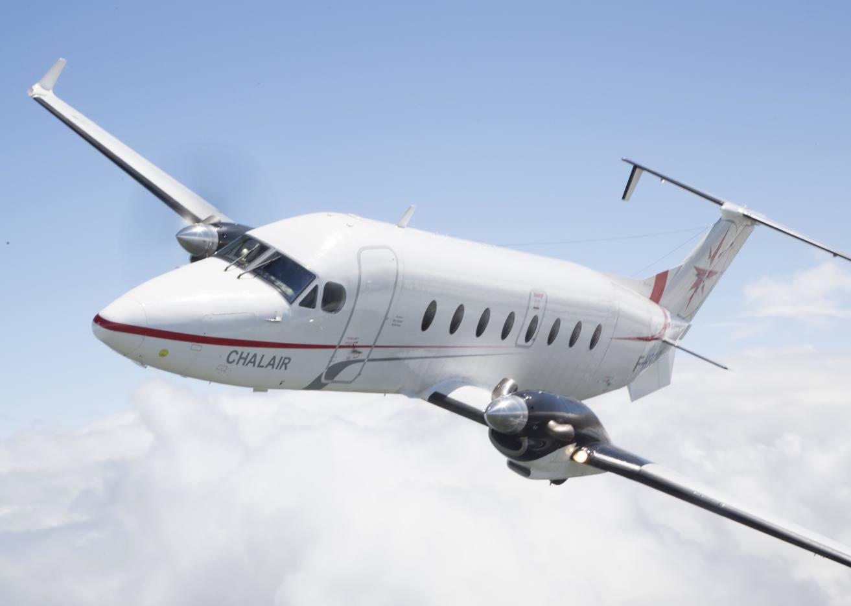 Chalair intègre un huitième avion et diversifie sa flotte