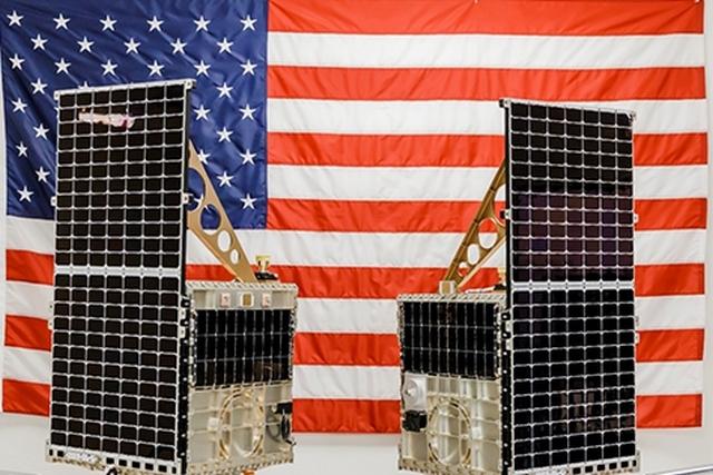 Deux satellites militaires Mandrake confiés à SpaceX