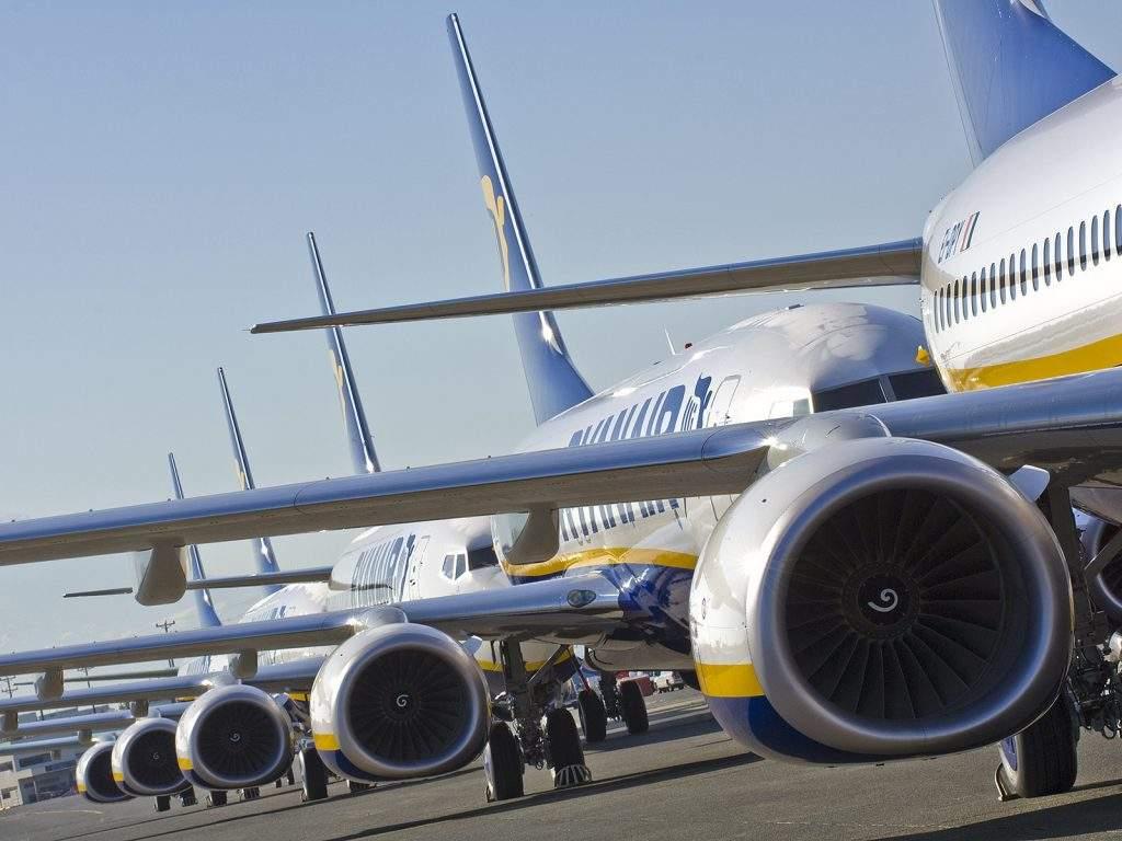 Ryanair prévoir de créer 5 000 emplois dans les cinq ans