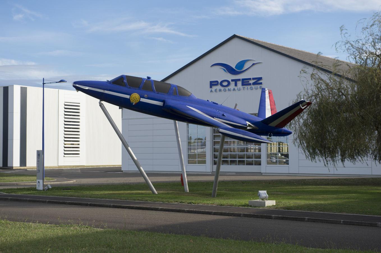 Potez Aeronáutica Ibérica livre son premier ensemble à Airbus