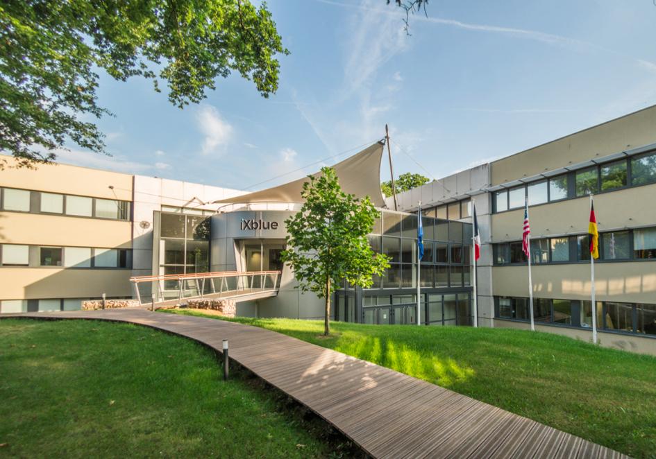 IXblue : Un nouveau campus tourné vers l'avenir