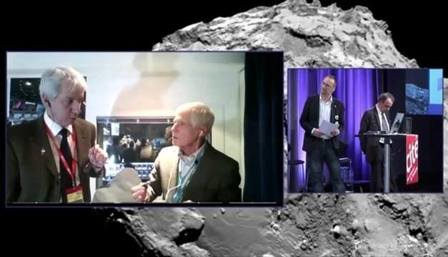 La Cité des Sciences et de l'Industrie célèbre Rosetta le 30 septembre