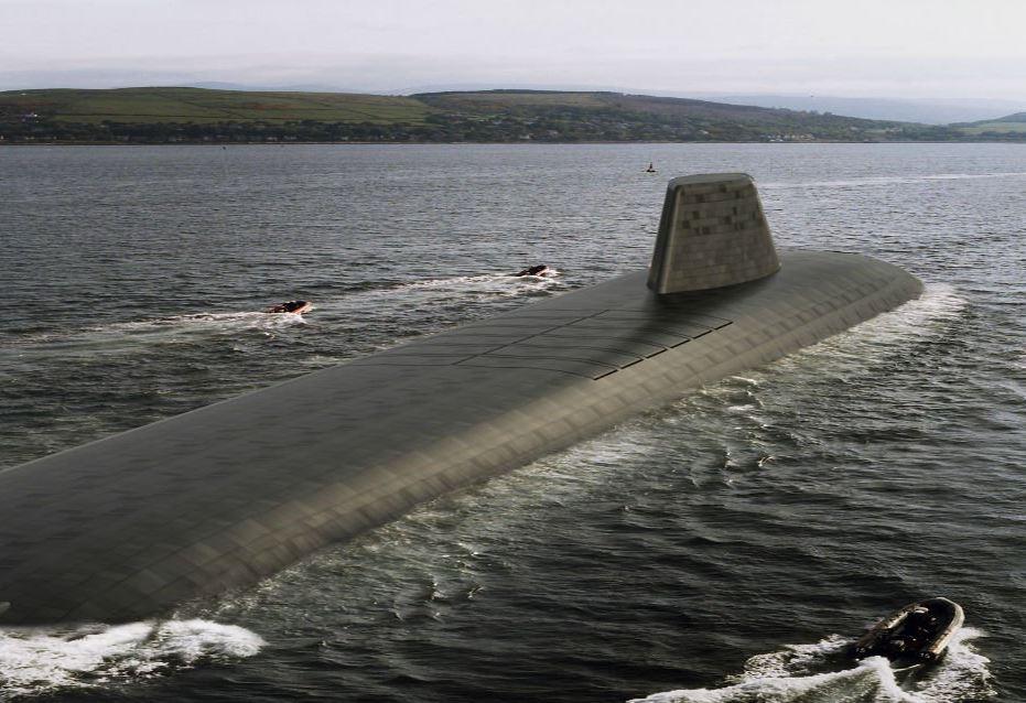 Prolifération nucléaire britannique