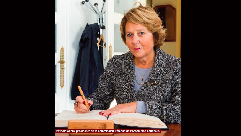 Vote du budget: interview exclusive de Patricia Adam