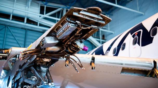 Finnair réussit à recycler plus de 99 % d'un Airbus A319