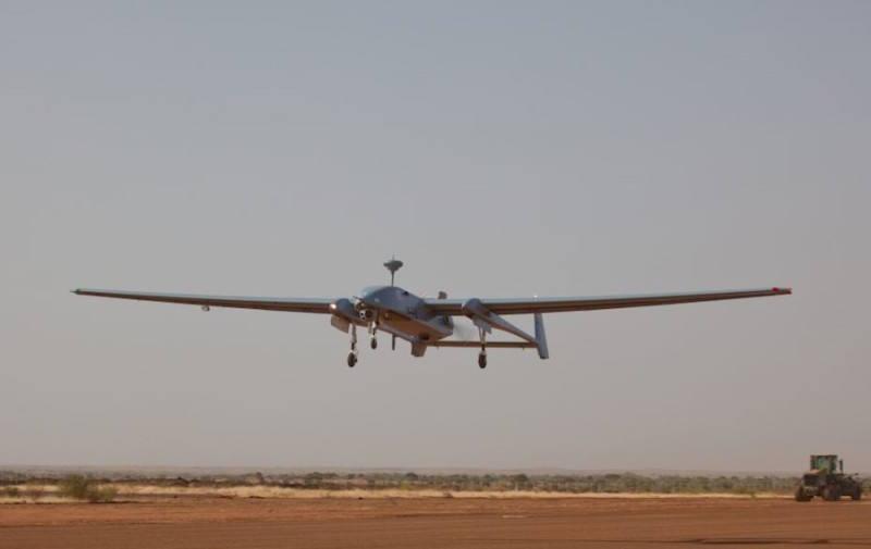 Mali: Les Heron allemands sont opérationels
