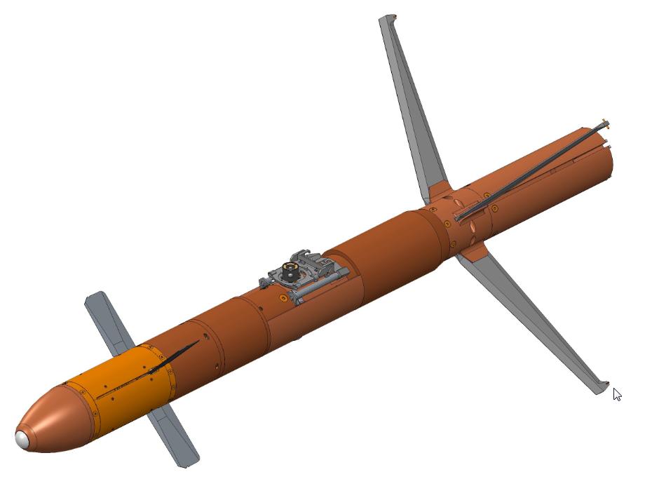 Bourget 2017 : BAT 120, une munition légère pour les frappes air-sol
