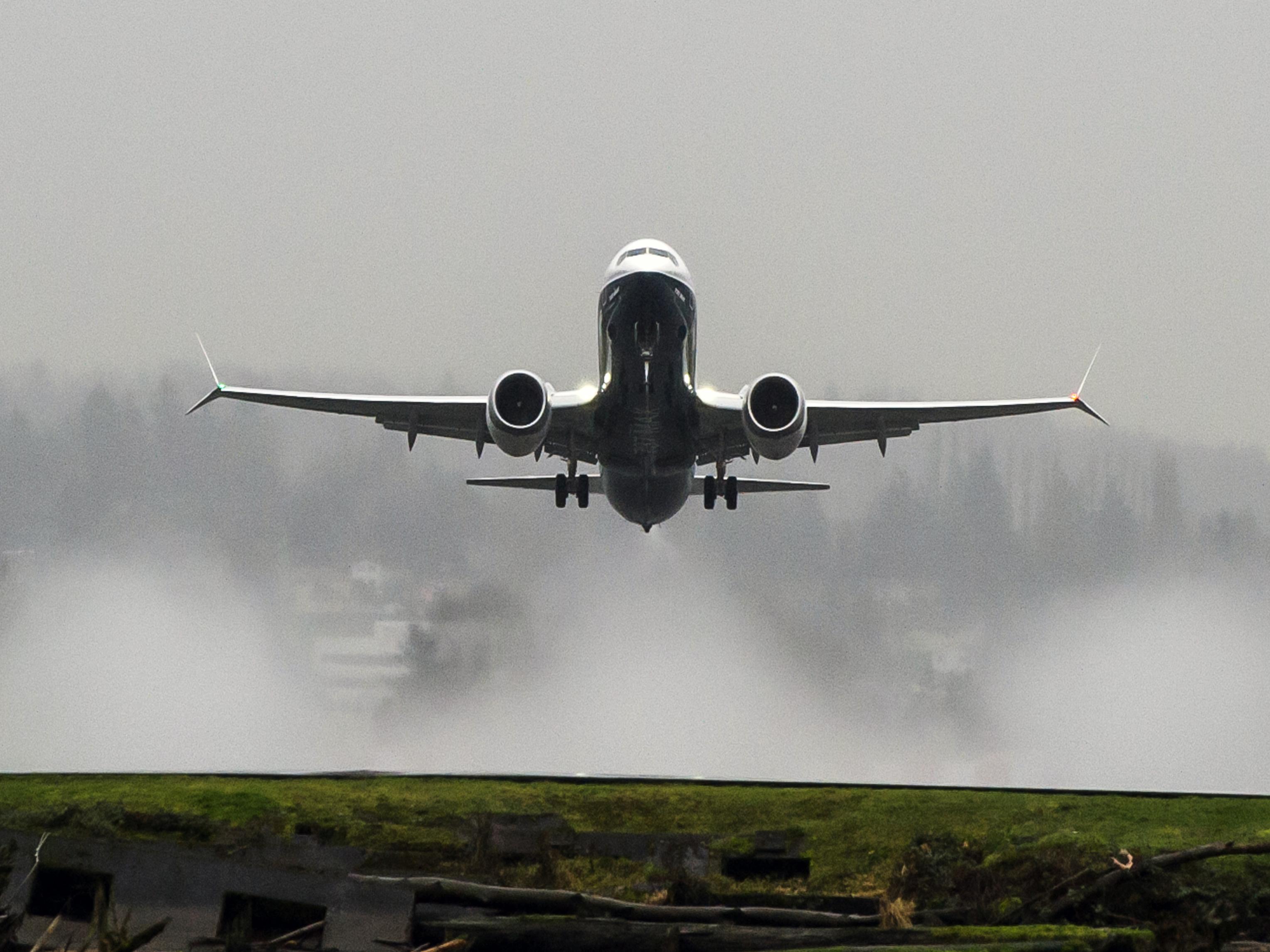 GECAS commande 75 Boeing 737 MAX 8
