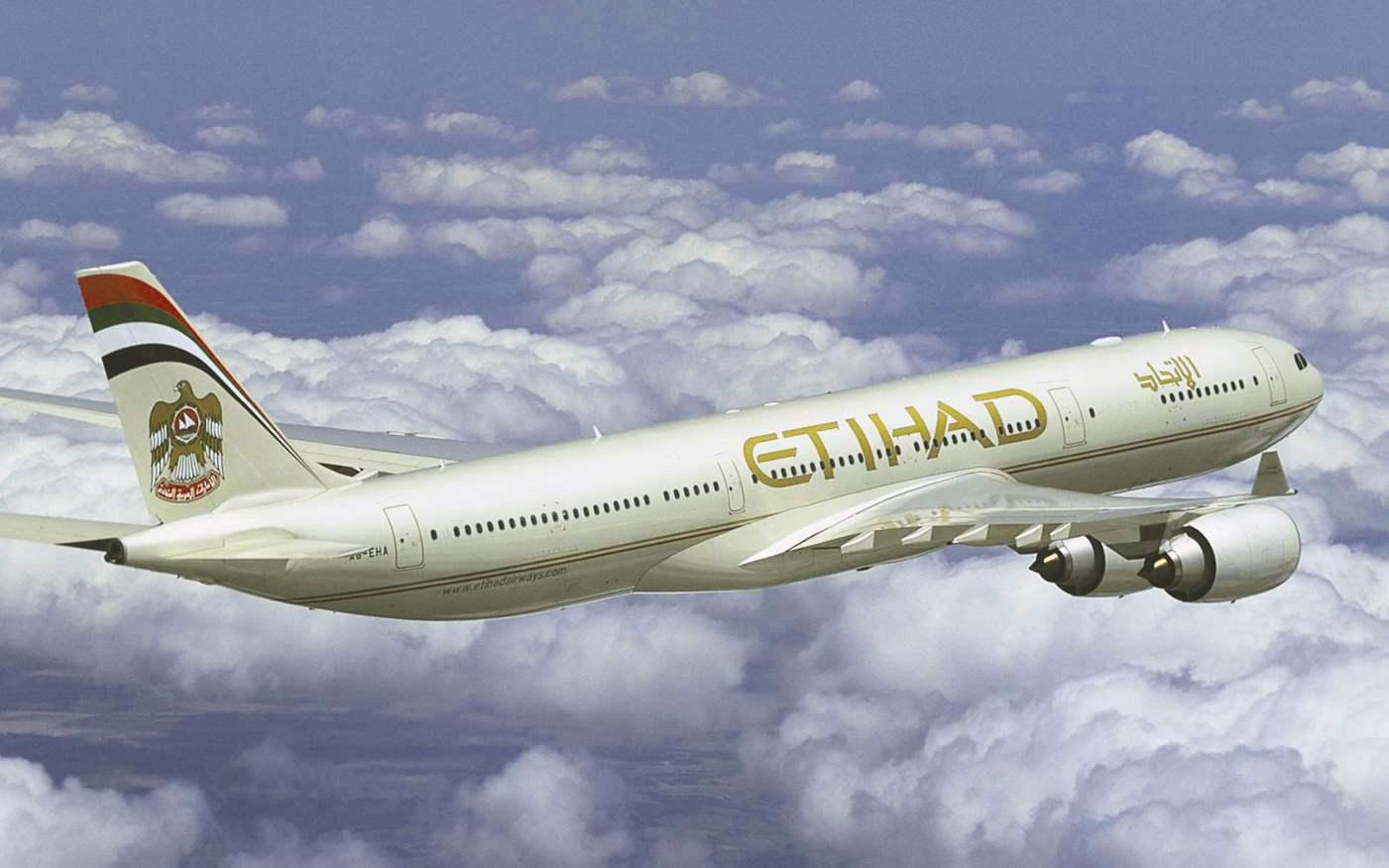 Etihad Airways convole avec Lufthansa