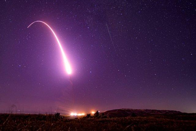 Etats-Unis: Un ICBM Minuteman III reste cloué au sol