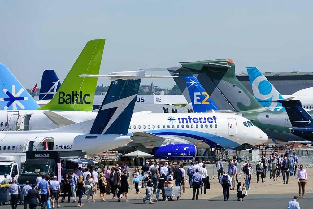 Bourget 2019 : Airbus et Boeing arrivent dans le rouge