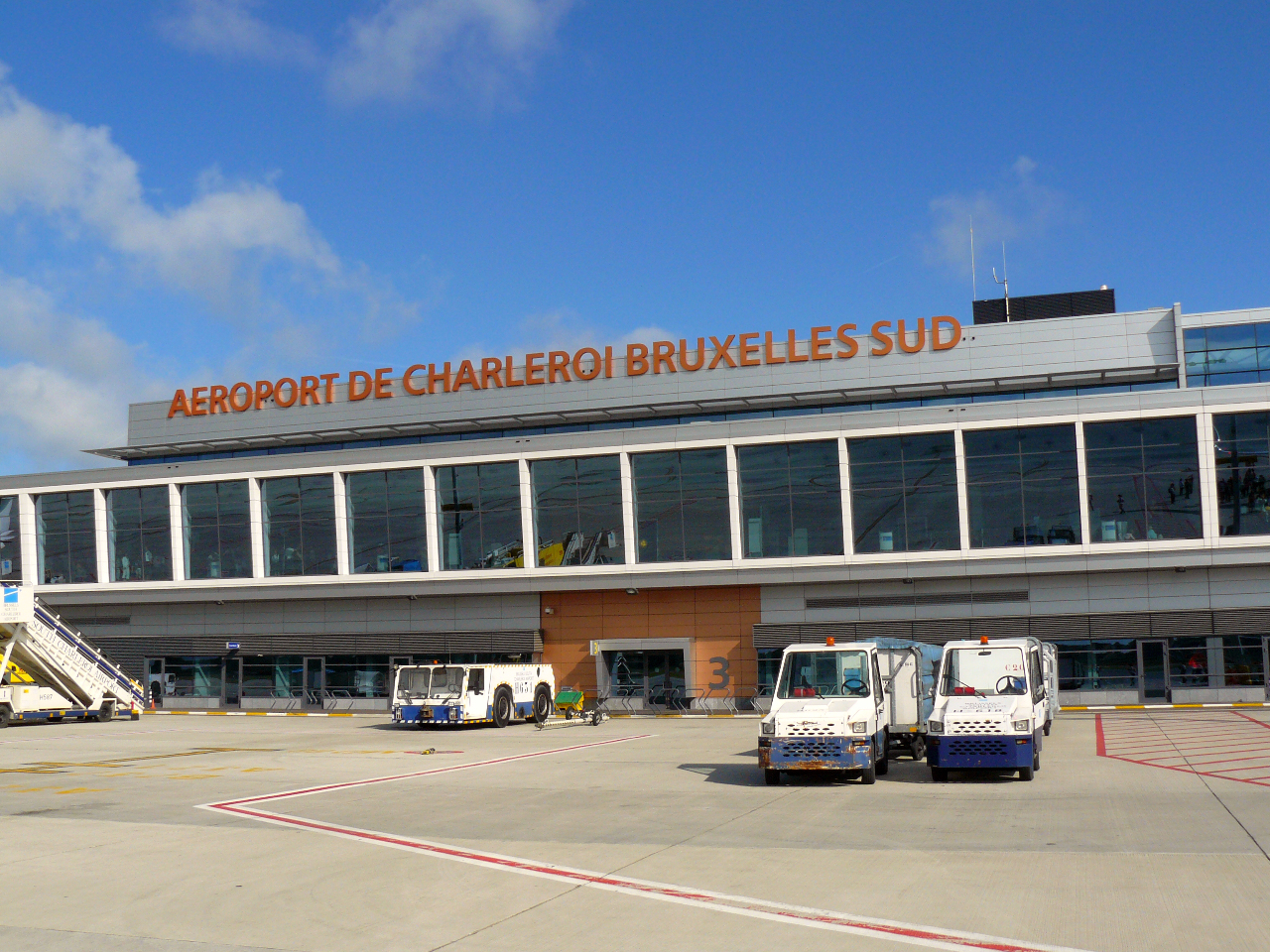 La Wallonie va mettre en vente ses aéroports
