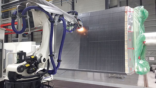Airbus : son Technocentre prépare l'avion vert