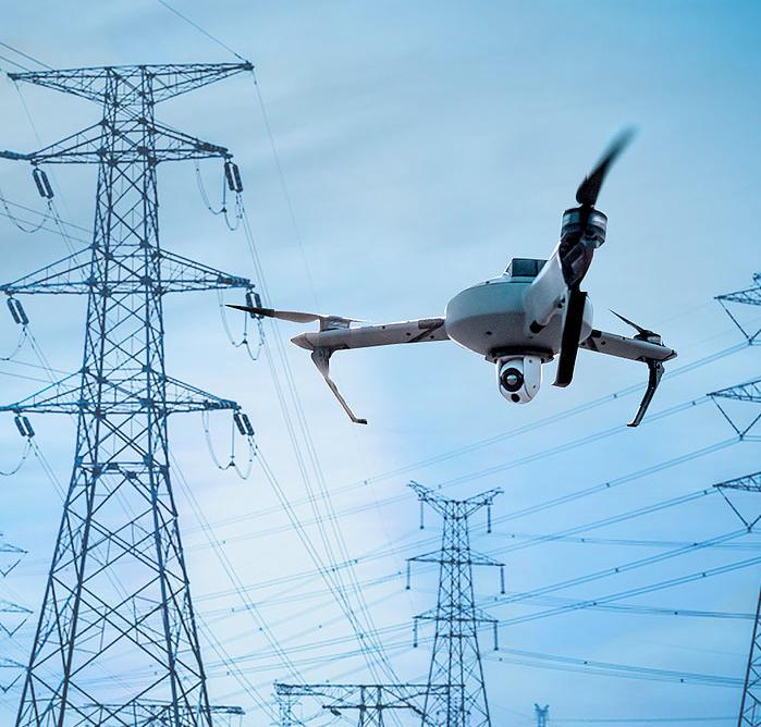 Atlas Dynamics présente son nouveau drone