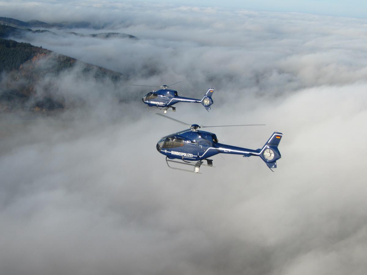 MRO : La Bundespolizei re-signe avec Safran Helicopter Engines