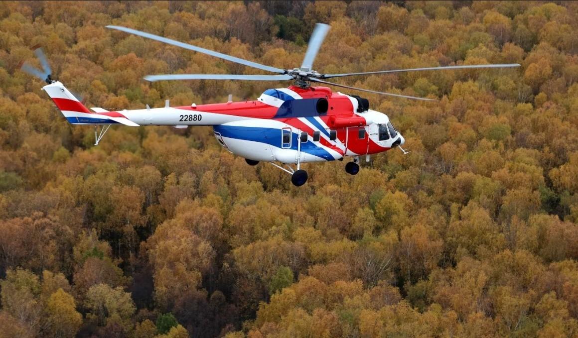 La Russie s'affranchit des moteurs ukrainiens sur ses hélicoptéres