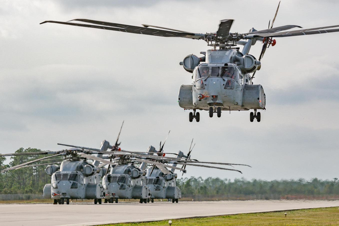 Rheinmetall et Sikorsky s'associent pour le remplacement des CH-53G allemands