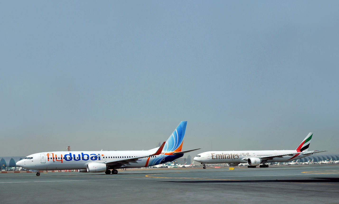 Emirates and flydubai join forces
