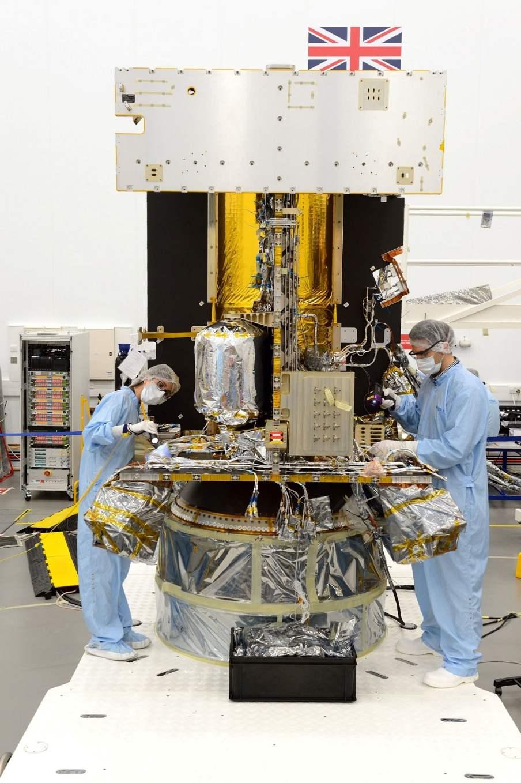 Europe's Solar Orbiter on track for 2019 launch