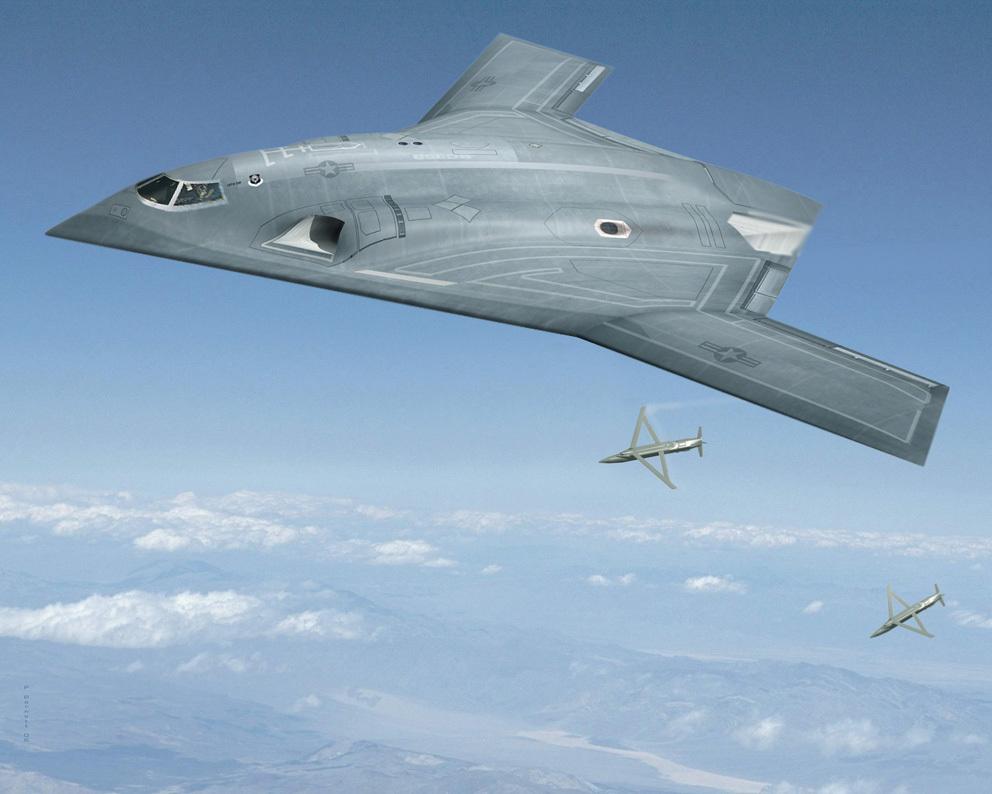 US: Northrop Grumman développera le prochain bombardier furtif