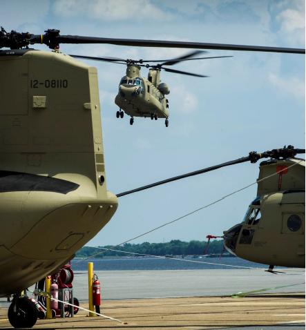 CH-47 Chinook : vers le block II