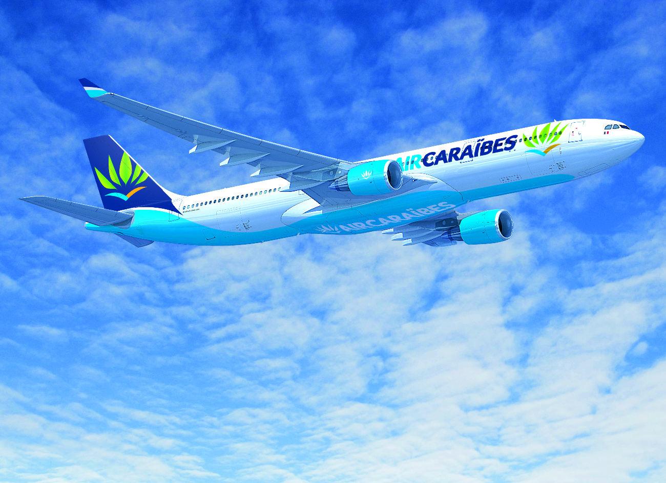 Air Caraïbes maîtrise toujours son sujet