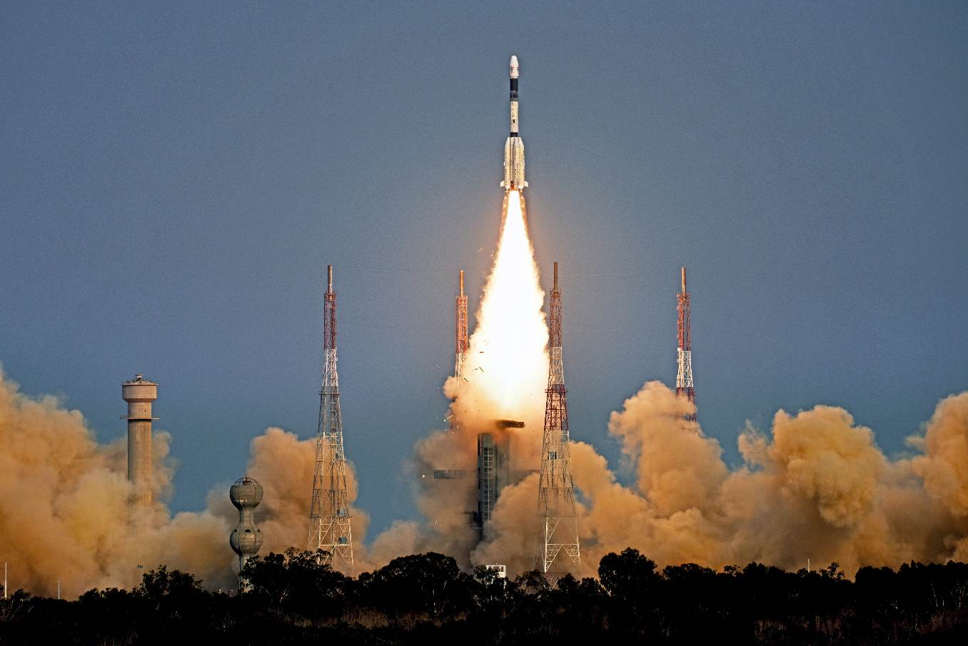 Launch success for India's GSLV