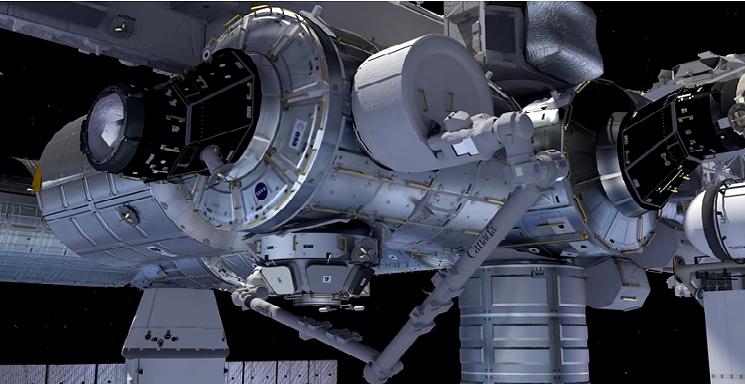 Un module gonflable pour l'ISS