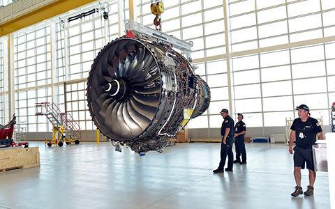 Le programme Rolls-Royce Trent 1000 accélère avec Delta TechOps