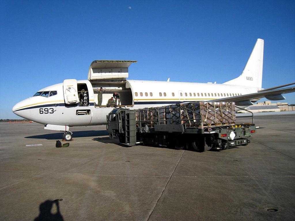 AAR toujours sur le MCO des Boeing C-40 de l'US Navy