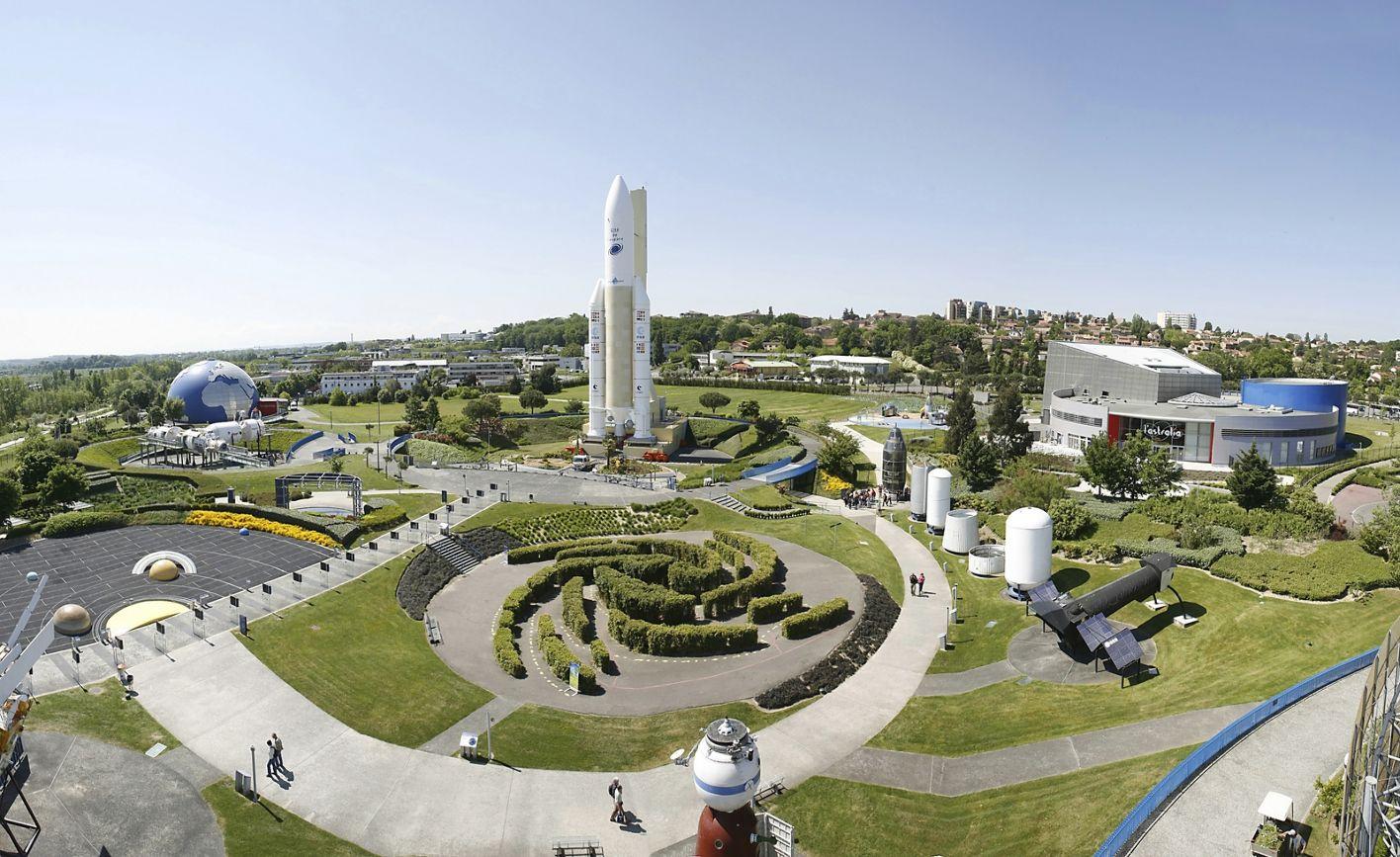 Forum des métiers ArianeGroup à la Cité de l'Espace