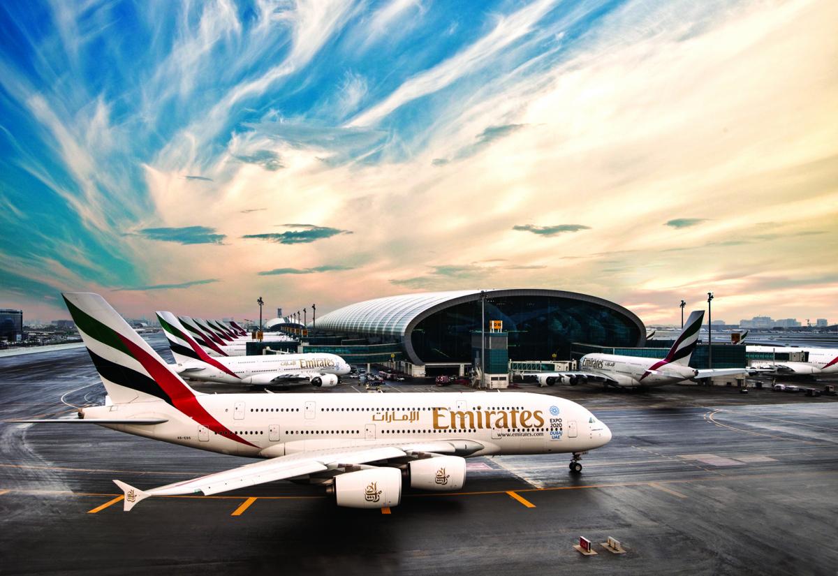 Spairliners en soutien de la flotte d'Airbus A380 d'Emirates