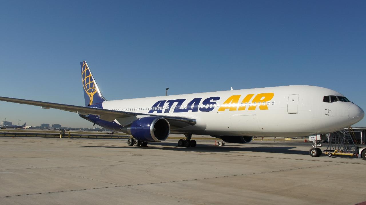 Amazon disposera d'une flotte de 40 Boeing 767 Fret
