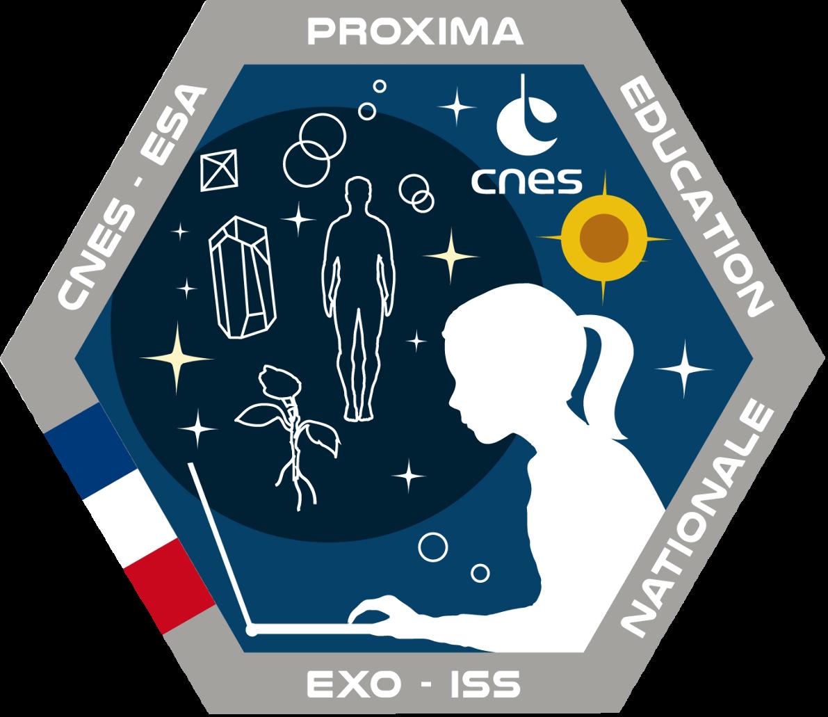 Exo-ISS: les jeunes aux côtés de Thomas Pesquet