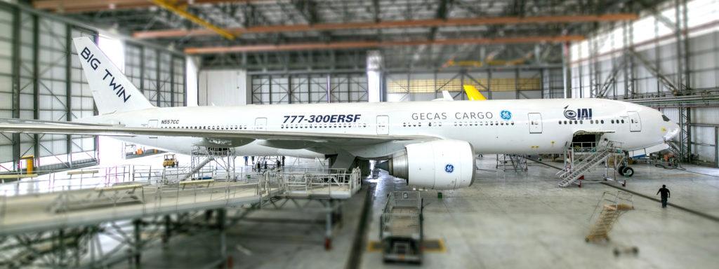 Conversion cargo : GECAS a réussi à placer 30 Boeing 777-ERSF
