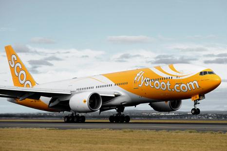 Singapore Airlines va transférer des routes de Silk Air vers Scoot