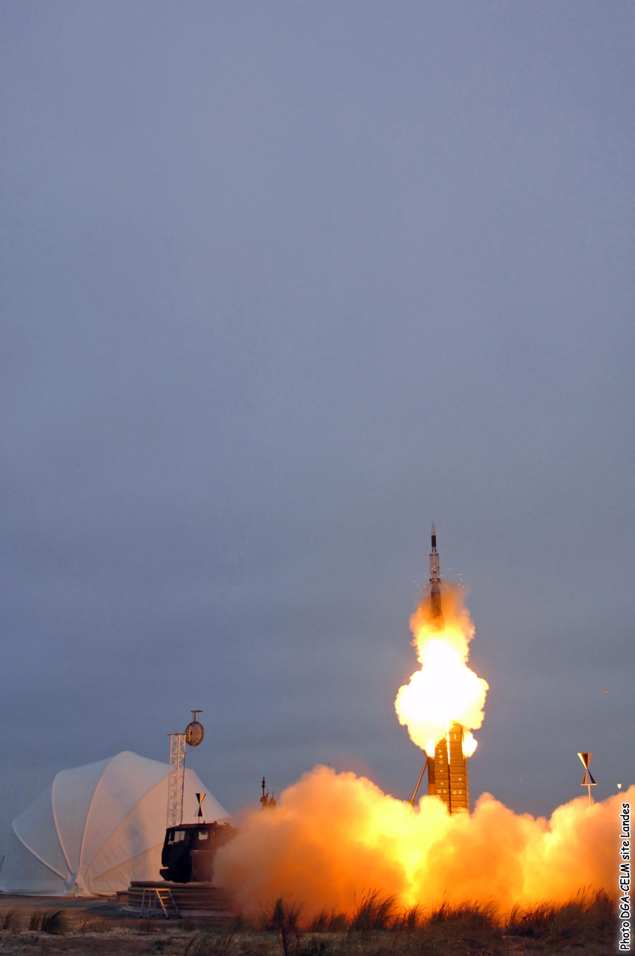 Missile antimissiles : la Turquie confirme avec Eurosam