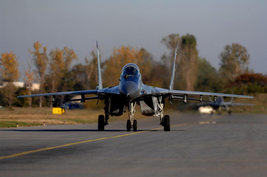 Livraison prochaine de MiG-29 pour la Serbie
