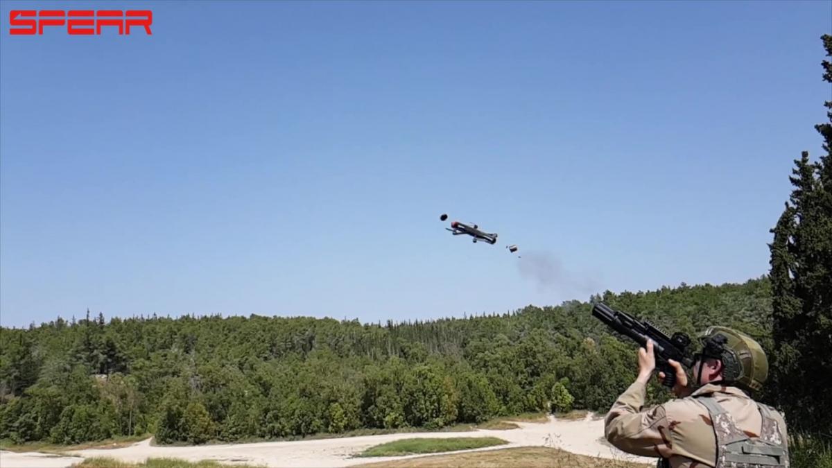 Spear dévoile la famille de drones Ninox