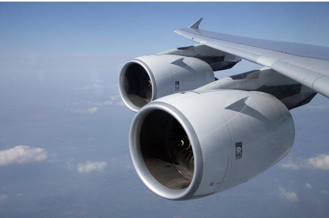 Le Trent 900 motorisera les 50 derniers A380 d'Emirates